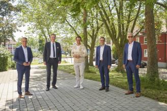 Oberbürgermeister der Großen Kreisstädte im Ortenaukreis